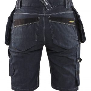 Short X1900 artisan denim stretch 2D femme 79921141