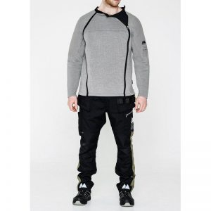 Monitor Sweatshirt zip 900104BC